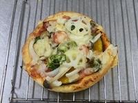 ピザを作ろう