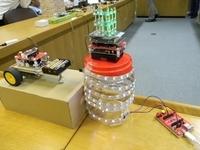 ロボット工作とプログラミング