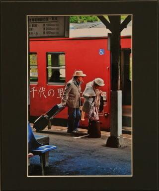 写真 「 旧婚旅行 」 西村昭人 作